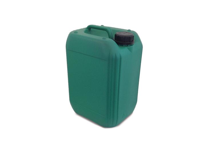 tanica in plastica riciclata ecoplen